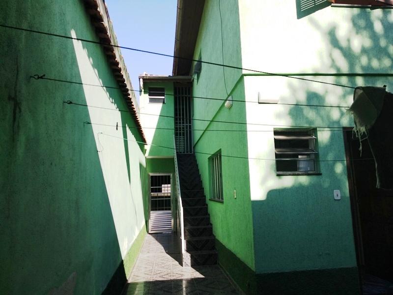 Sobrado para Venda/Locação - Alves Dias