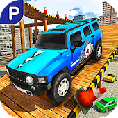 APK Game City Climb Prado Stunt Parking for BB, BlackBerry