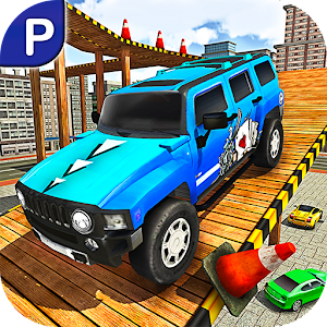 City Climb Prado Stunt Parking For PC