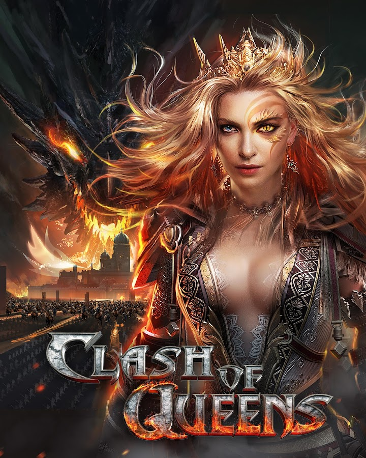 Clash of Queens:Dragons Rise Screenshot 6