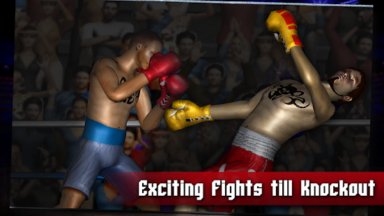 Play Boxing Games 2016- screenshot thumbnail