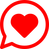 JAUMO Flirt Chat Icon