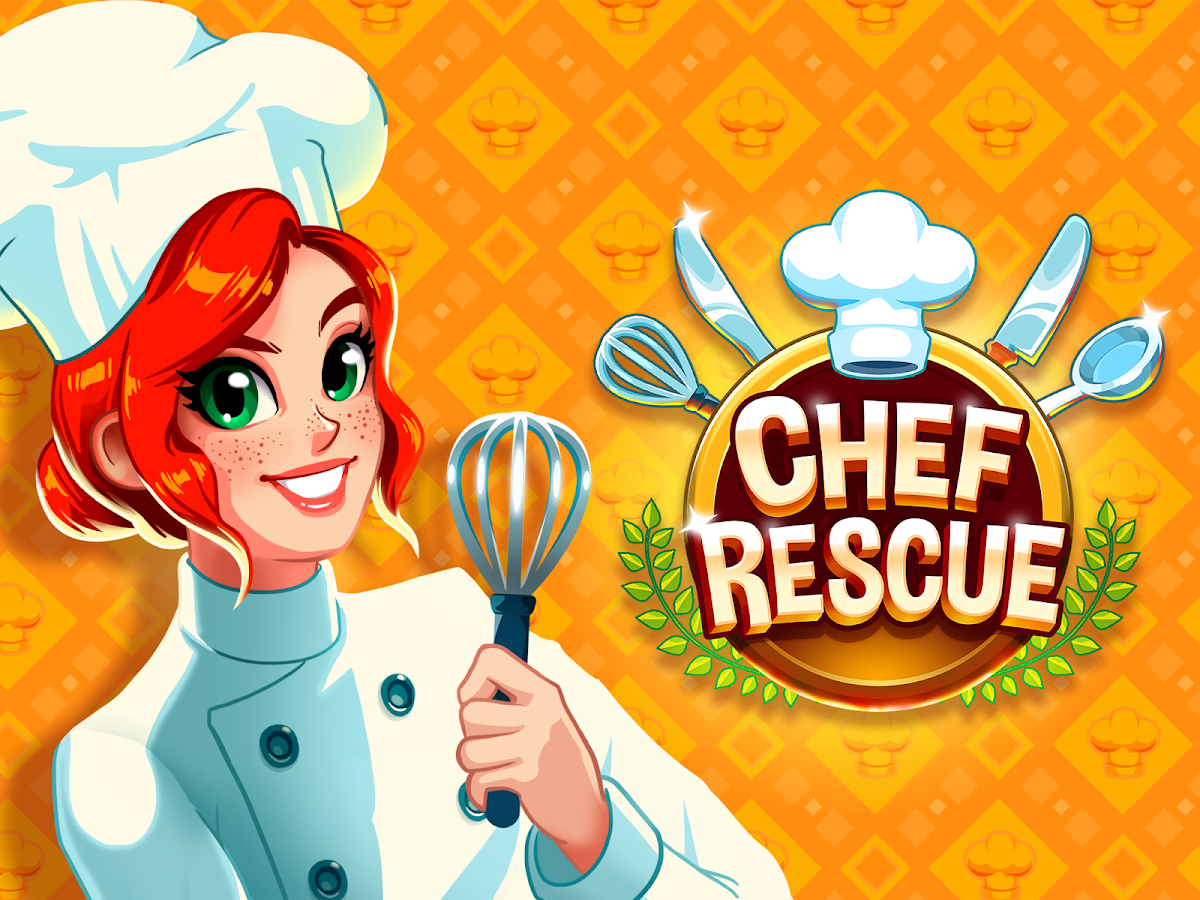 Chef Rescue - The Cooking Game Screenshot 9