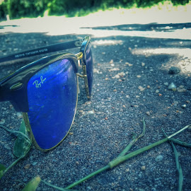 Ray ban glasses by Ameer Shah Shah - Artistic Objects Clothing & Accessories ( sun glasses, aviators, road, ray ban, photography )