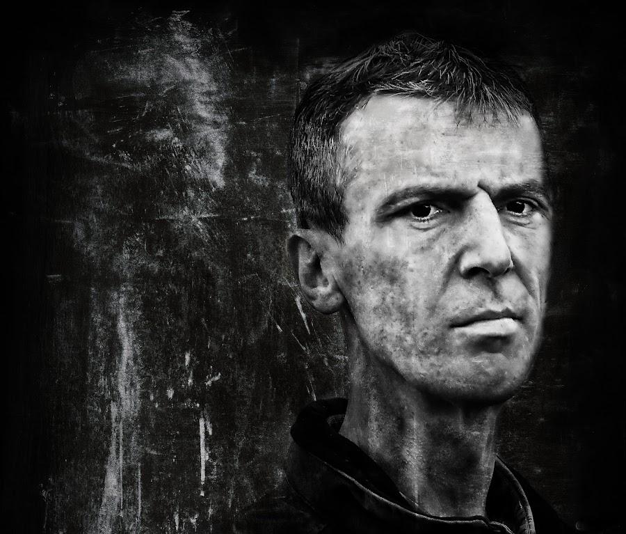 by Maarten Van de Voort - People Portraits of Men