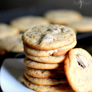 {Huckleberry} Chocolate Chip Cookies
