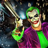 City Criminal Clown Robbery 3D APK for Bluestacks