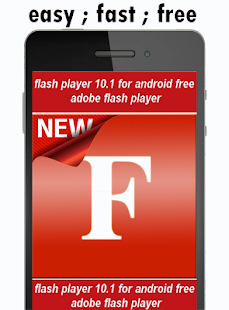 New Flash Player For Android Reference 2018