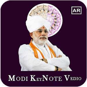 Modi Keynote Scan Video Prank