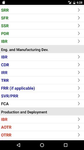 DoD Systems Engineering - screenshot
