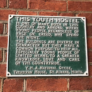 THIS YOUTH HOSTEL IS ONE OF MANY, BOTH IN THIS COUNTRY AND ABROAD, WHERE YOUNG PEOPLE, REGARDLESS OF RACE OR CREED, MAY SPEND THE NIGHT. THE BUILDINGS ARE DIVERSE IN CHARACTER BUT THEY HAVE A COMMON ...