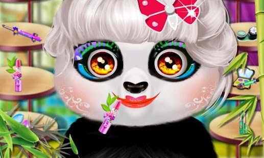 Modern Panda's Beauty Secret - screenshot