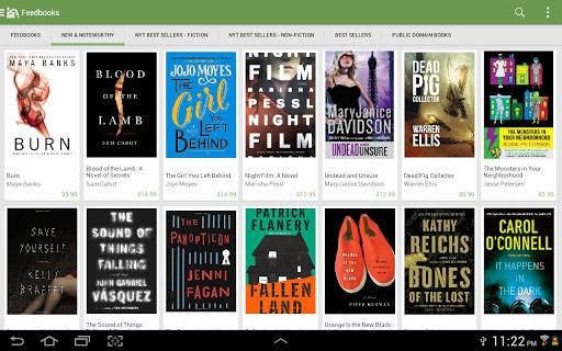 Aldiko Book Reader Premium screenshot 11