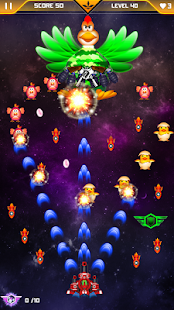 Game Chicken Shooter:Galaxy Invader APK for Windows Phone