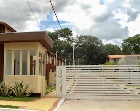 Residencial Solar das Flores - Sobrado 14 - Residencial Center Ville+venda+Goiás+Goiânia