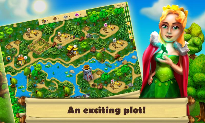 Gnomes Garden HD Screenshot 4