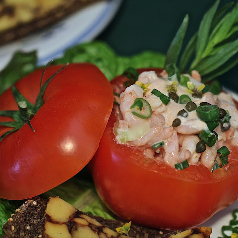 Shrimp Tarragon Salad Recipes | Yummly