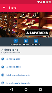Rio Tapajós Shopping- screenshot