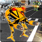 Download Android Game Robots War 2 for Samsung