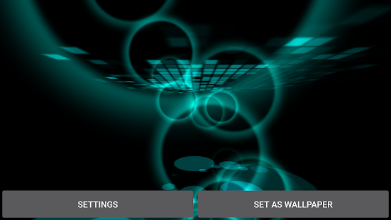 Abstract Gyro Live Wallpaper- screenshot thumbnail