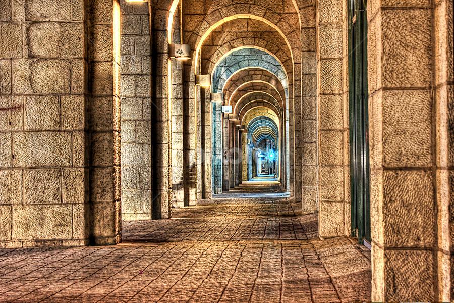 Yaffo by Abu Abdullah - Buildings & Architecture Public & Historical ( public&historical, buildings&architecture )