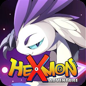 Cover art Hexmon Adventure