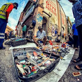 by Hairi Mansur - City,  Street & Park  Markets & Shops
