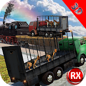Big Truck Transporter Train APK for Ubuntu