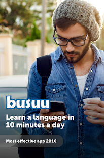 APK App busuu - Easy Language Learning for BB, BlackBerry