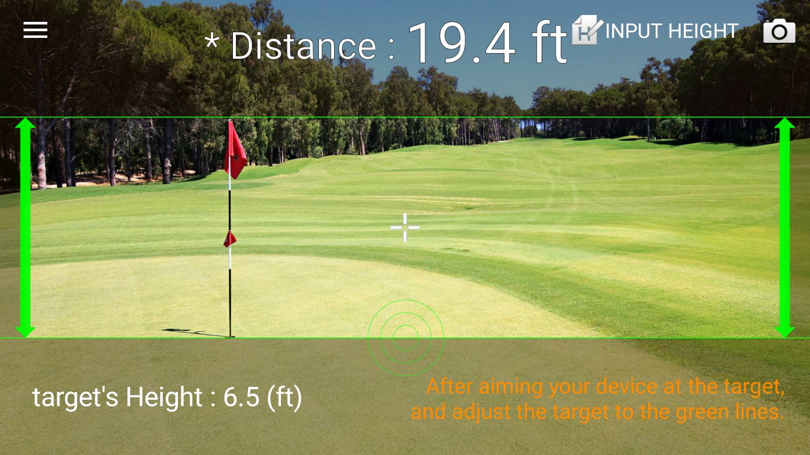 Smart Distance Pro Screenshot