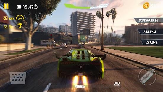 4-Wheel City Drifting for pc