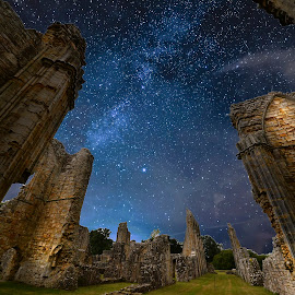 around kent by Gjunior Photographer - Landscapes Starscapes ( buildings, stars, landscape )