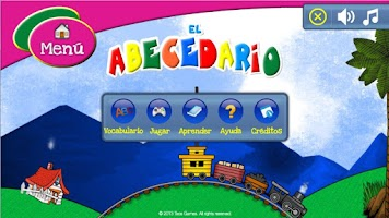 Screenshot of El Abecedario