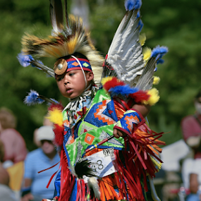 AMAZING young indian DANCER  by Dejan Gavrilovic - Uncategorized All Uncategorized ( dancers, native, american, indian, young, boy, dancer )