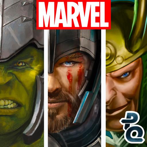 Marvel Puzzle Quest (game)