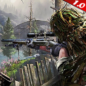 Marine Sniper 3D : FPS Real Commando Shooting game