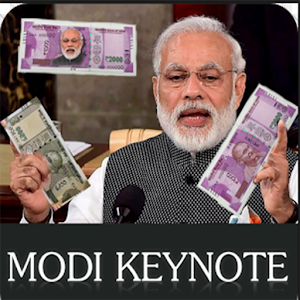 modi keynotes (modi ki note)