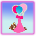 Game Save Baby Bear Balloon Pop APK for Kindle