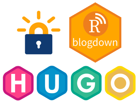 Porting and redirecting a Hugo-based blogdown website to an HTTPS-enabled custom domain and how to do it the easy way