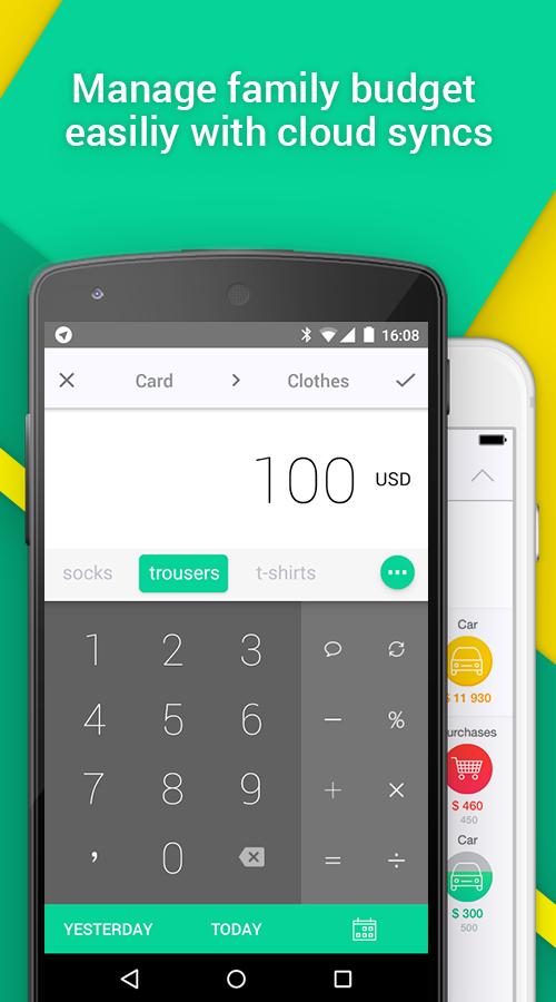 CoinKeeper: Ausgaben Kontrolle – Screenshot