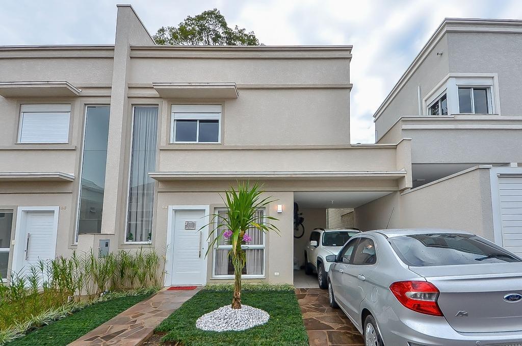 CA0077-CST, Casa de 3 quartos, 125 m² à venda no Campo Comprido - Curitiba/PR