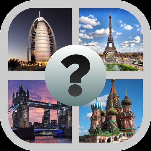 4 Pics 1 Word : The City Quiz