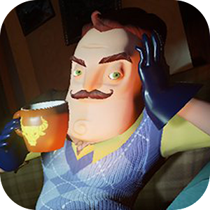 Hello Scary Neighbor(Full Act) For PC / Windows 7/8/10 / Mac – Free Download