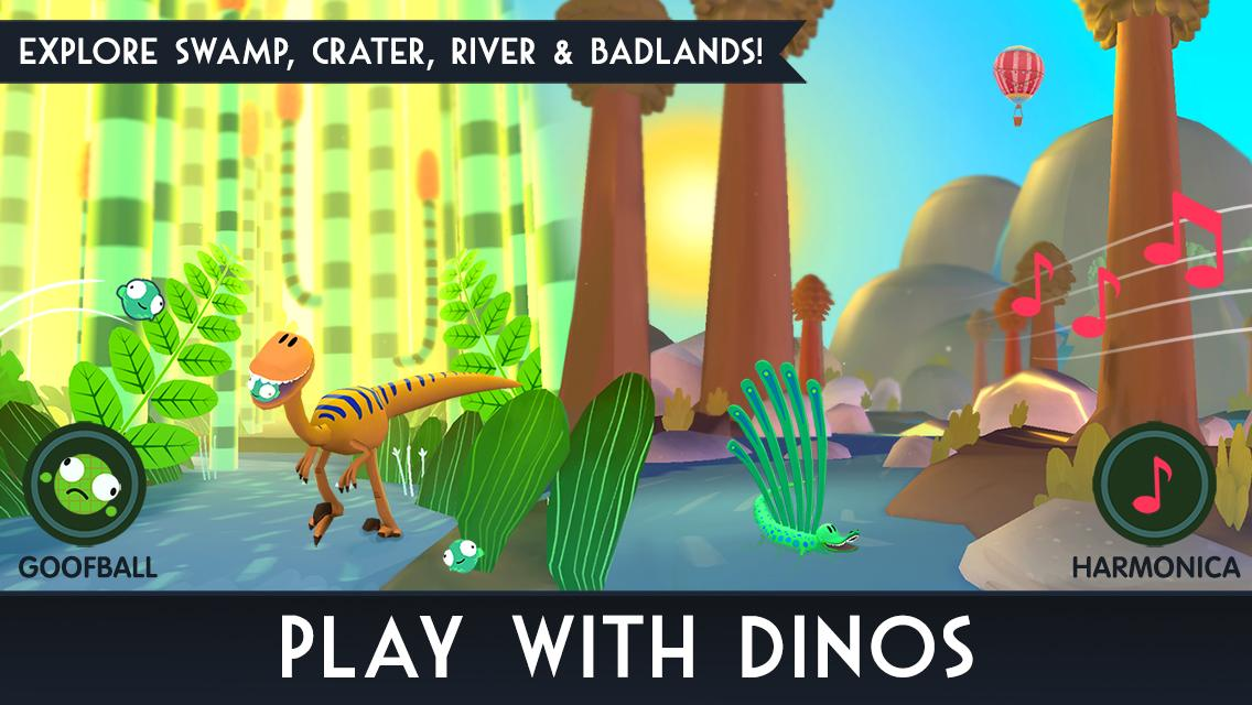 Jurassic GO Screenshot 1