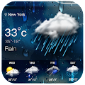 Daily Local Weather Widget