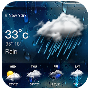 Daily Local Weather Forecast,weather widget tablet For PC