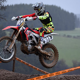 Motocross 8 by Marco Bertamé - Sports & Fitness Motorsports ( bike, motocross, sludge, jump, competition )