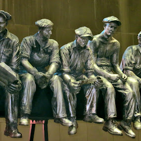 break time by Tracy Marie - Buildings & Architecture Statues & Monuments