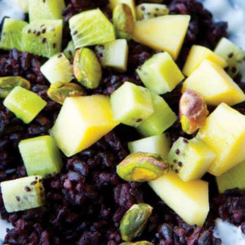 Coconut Black Rice Cereal