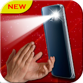 Download Flashlight on Clap APK on PC